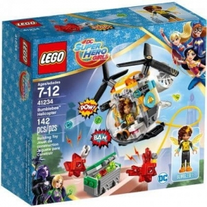 41234 LEGO SUPER HERO GIRLS HELIKOPTER BUMBLEBEE