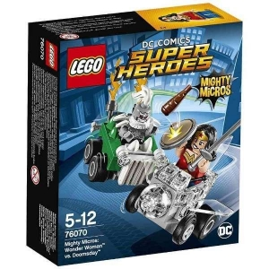 76070 LEGO DC COMICS SUPER HEROES WONDER WOMAN KONTRA DOOMSDAY