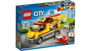 60150 LEGO CITY FOODTRUCK Z PIZZĄ