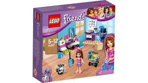 41307 LEGO FRIENDS Kreatywne laboratorium Olivii