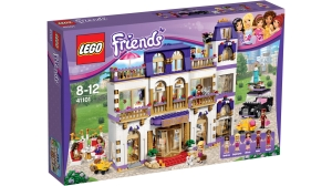 41101 LEGO FRIENDS Hotel Grand w Heartlake