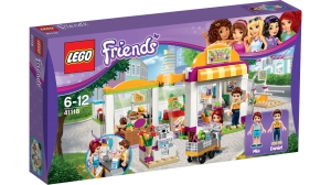 41118 LEGO FRIENDS Supermarket w Heartlake