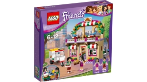 41311 LEGO FRIENDS Pizzeria w Heartlake