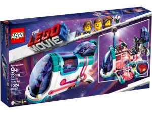 70828 LEGO MOVIE Autobus imprezowy