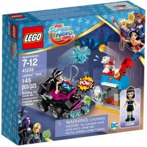 41233 LEGO SUPER HERO GIRLS LASHINA I JEJ POJAZD