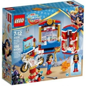 41235 LEGO SUPER HERO GIRLS POKÓJ WONDER WOMAN