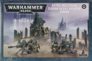 47-19-99120105079-A/Militarum Cadian Heavy Weapon Squad