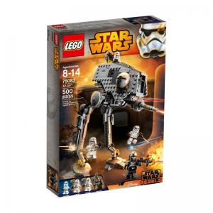 75083 LEGO STAR WARS AT-DP PILOT