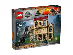 75930 LEGO JURASSIC WORLD Atak indoraptora