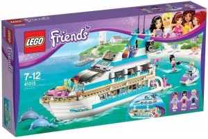 41015 LEGO FRIENDS JACHT