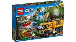 60160 LEGO CITY MOBILNE LABORATORIUM