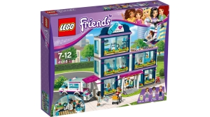 41318 LEGO FRIENDS Szpital w Heartlake