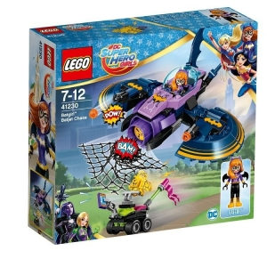 41230 LEGO SUPER HERO GIRLS BATGIRL I POŚCIG BATJETEM