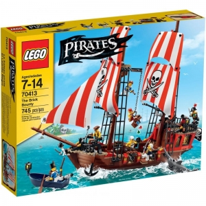 70413 LEGO PIRATES Statek piratów